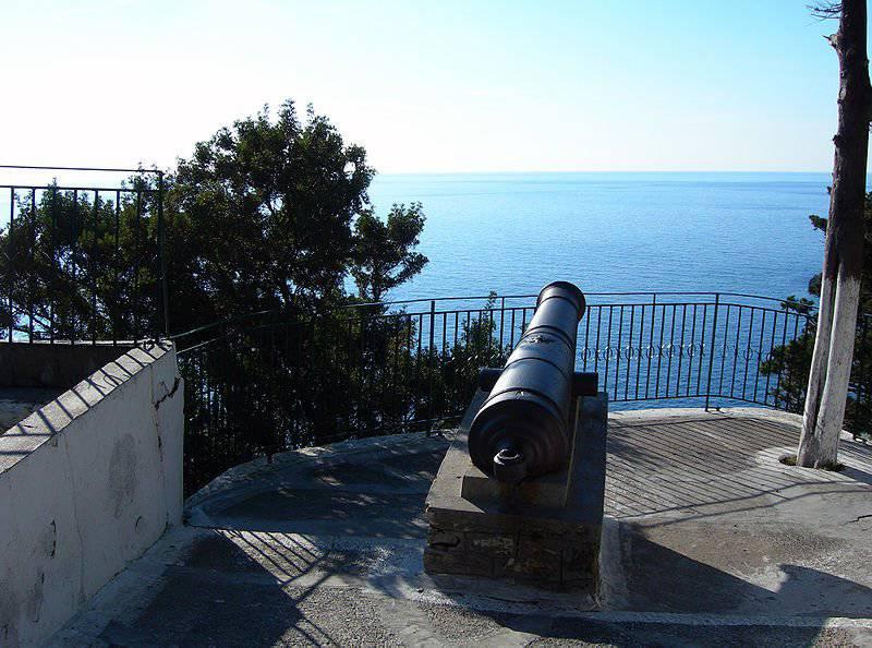 Штурм неприступной морской крепости Корфу