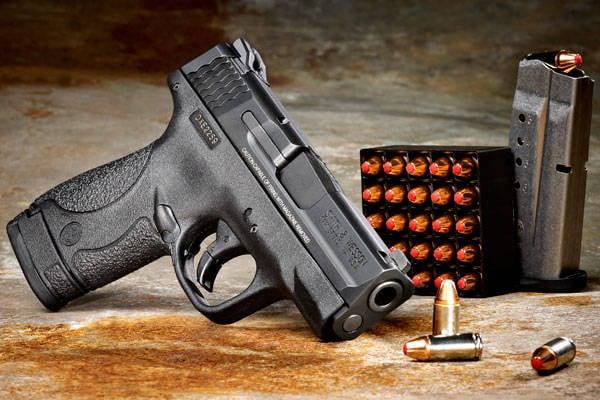 Arma americana Smith & Wesson M&P Shield