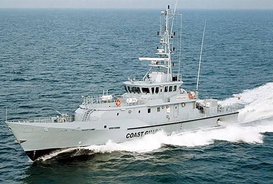 La compañía holandesa Damen construirá barcos patrulleros 12 para la Armada de Venezuela