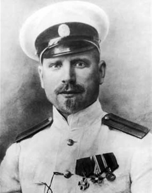 Explorateur polaire. George Yakovlevich Sedov