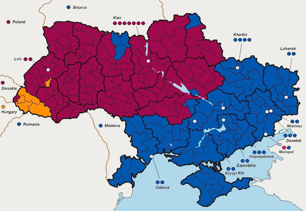 Китай: Главной причиной конфликта на Украине являются действия Запада