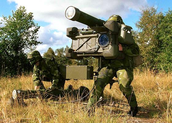 Saab, Brezilya'nın NE'yle RBS-70 MANPADS temini için sözleşme imzaladı.