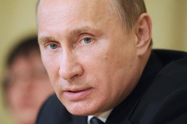 Putin nominado para el premio de la paz