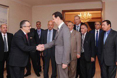 新植民地主義に対するシリア