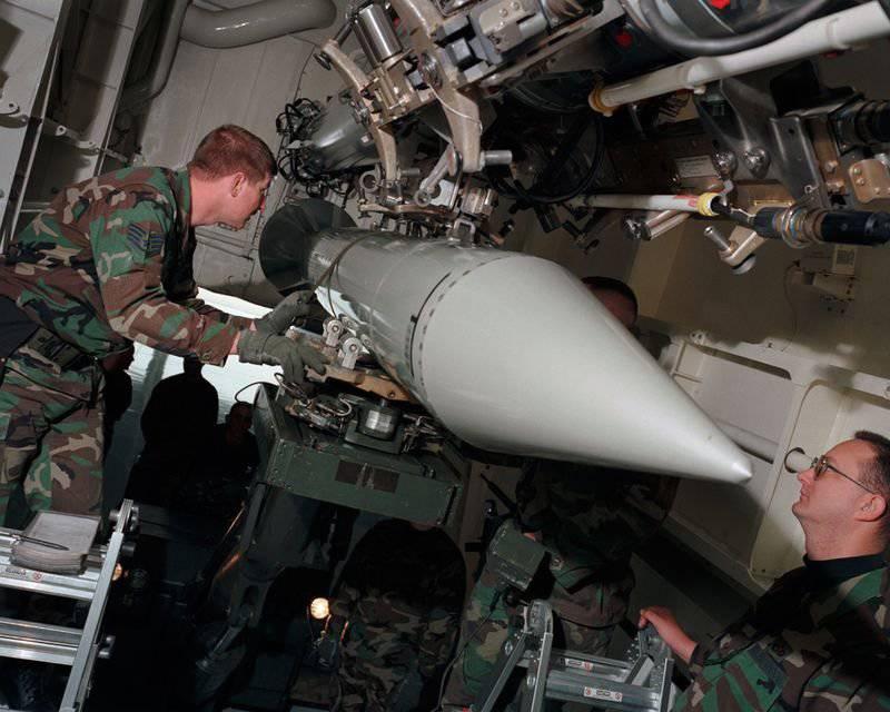 Bombes pénétrantes modernes