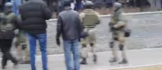 Mercenários da Blackwater em Donetsk?
