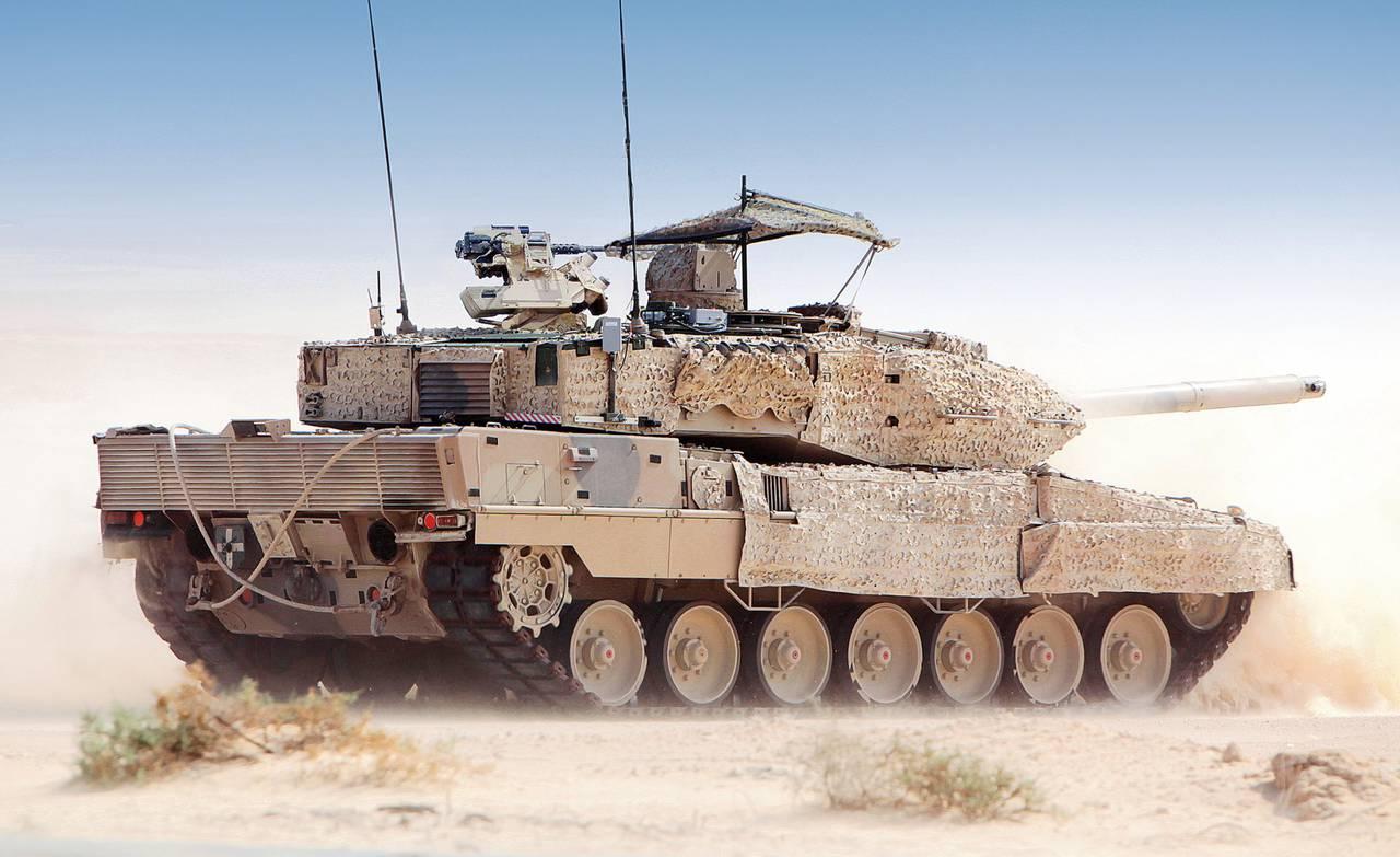 Немецкая армия готовится к глобальным