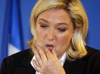 """Marine Le Pen: les Européens ne veulent pas voir l'Ukraine dans l'Union européenne (""""Russian Service RFI"""", France)"""