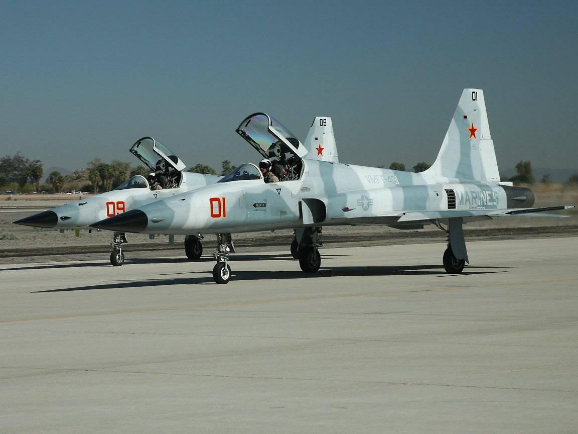 Обои истребители, «тайгер» ii, многоцелевые, F-5e, tiger ii. Авиация foto 18