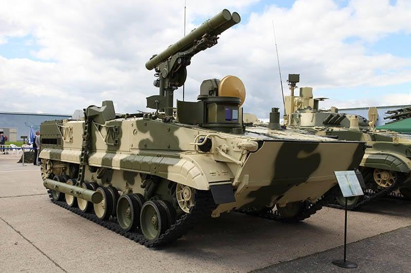 Russische Waffenexporte: Strategien beeinflussen