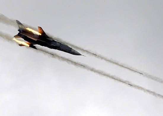 La fuerza aérea rusa está modernizando los vertederos.