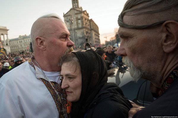 Rusia antirrusa. Andrei Fursov sobre los objetivos de Occidente en Ucrania