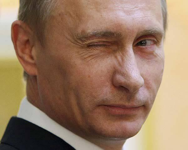 Что делает Путин?
