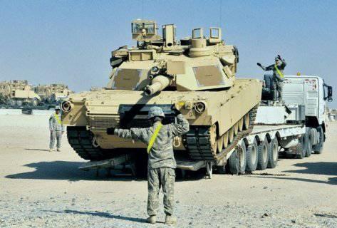 Projetos do Oriente Médio de Washington