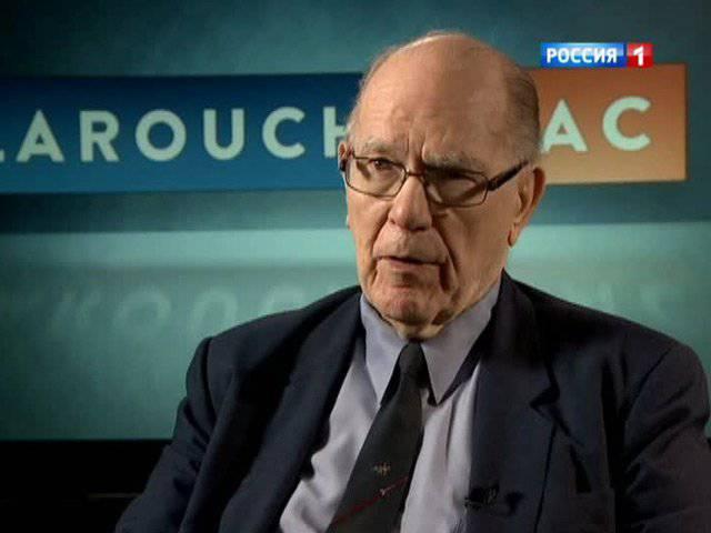 Lyndon LaRouche: en Ukraine, les États-Unis parient sur les nazis