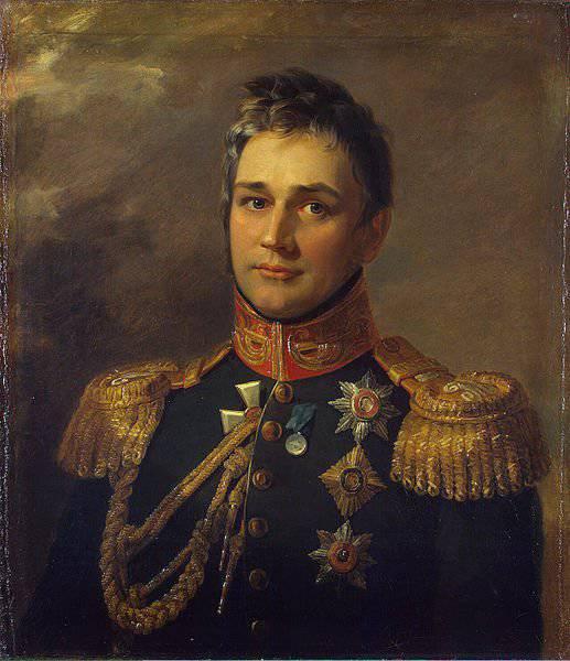 俄罗斯军队在Kraon战役中的壮举