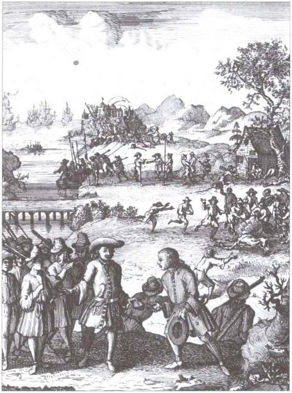 Пираты Вест-Индии и Индийского океана второй половины XVII — начала XVIII вв.