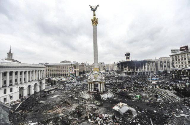 Comment vivez-vous, Kiev? ..