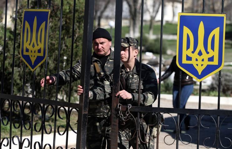 출처 : 우크라이나 국방부는이 나라의 동서 남동 지역을 평화 화하기위한 계획을 준비하도록 지시했다