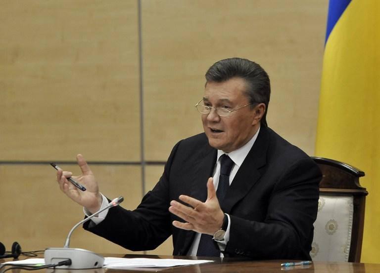 विक्टर Yanukovych मंगलवार को रोस्तोव-ऑन-डॉन में एक बयान देगा