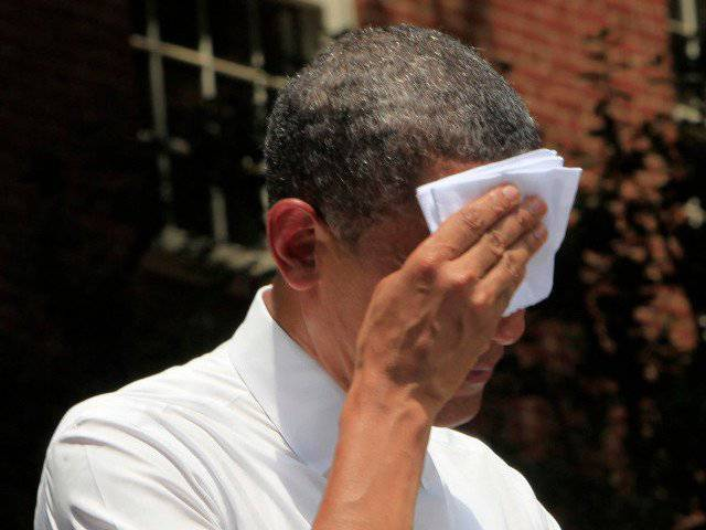 Obama in the Looking Glass