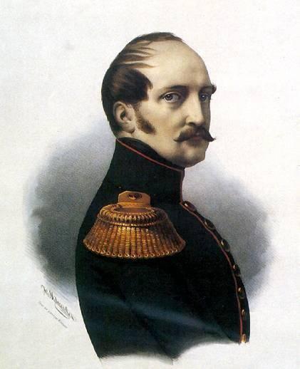 "11 March 1834获得""民用制服条例""的批准"