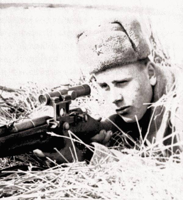 The use of snipers in battle, according to the experience of the Great Patriotic War