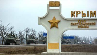 ¿Cómo Rusia 12 March 2014 evita correctamente la provocación en Crimea y evita repetir 08.08.2008 / Yuri Baranchik