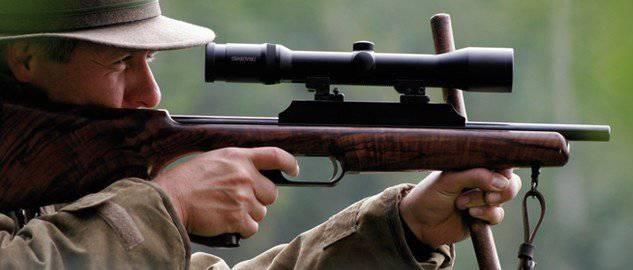 Pfeifer SR tüfeği: uzun namlulu kısa