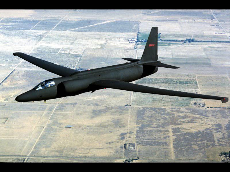 Se retira el avión de reconocimiento U-2