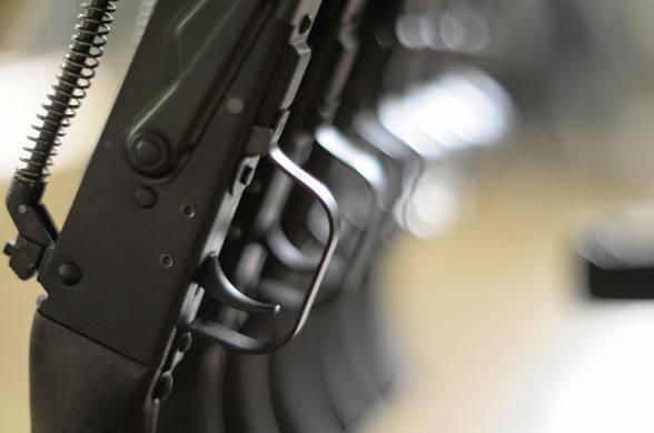 カラシニコフの武器はロシアで洗練される