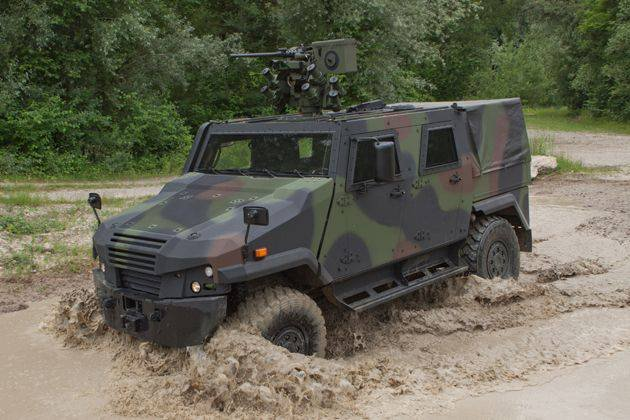 General Dynamics will supply Germany with additional Eagle-5 BBM