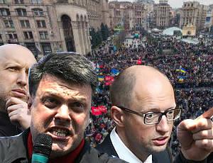 Kiev junta just do not need such a big Ukraine