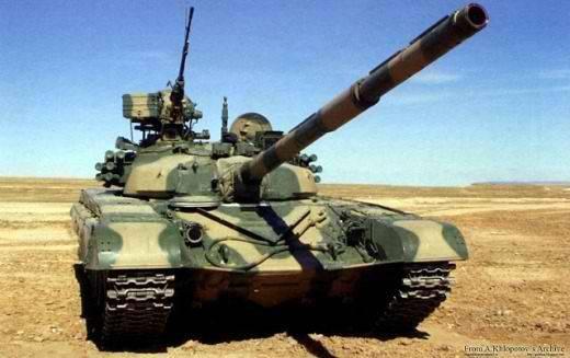 """""""유물""""덕분에 알제리 T-72는 세계에서 가장 잘 보호 된 """"Seventy-two""""버전이 될 것입니다."""