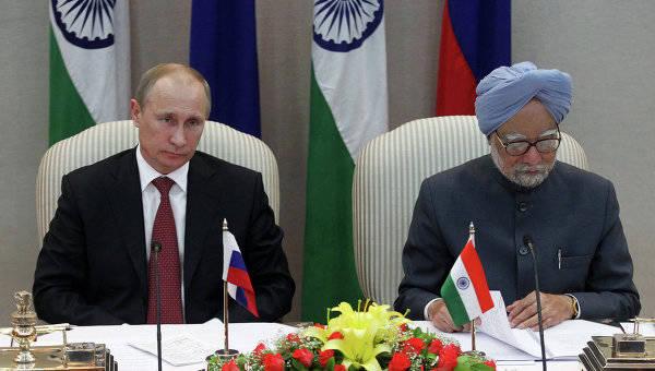 En el asunto de la crisis ucraniana, India elige el lado de Rusia.