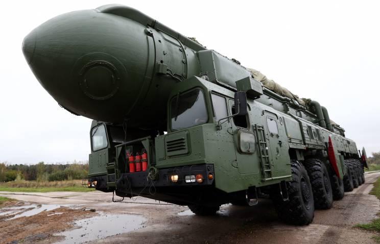 स्ट्रेटेजिक मिसाइल फोर्सेस मोबाइल मिसाइल सिस्टम के भेस को मजबूत करेगा
