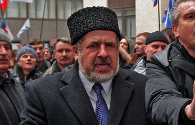 Lo que la gente en Crimea realmente piensa sobre el jefe de Tatar Mejlis Chubarov