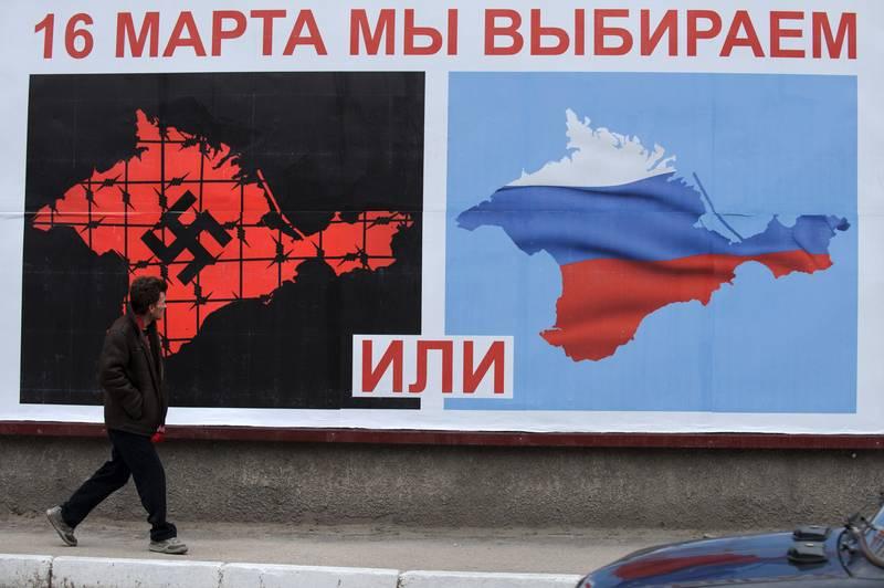 L'Occident s'oppose à la volonté du peuple en Crimée et prépare des sanctions pour la Russie