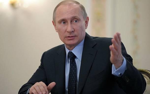 푸틴 대통령은 21 세기의 새로운 전쟁 방법을 제시했다.