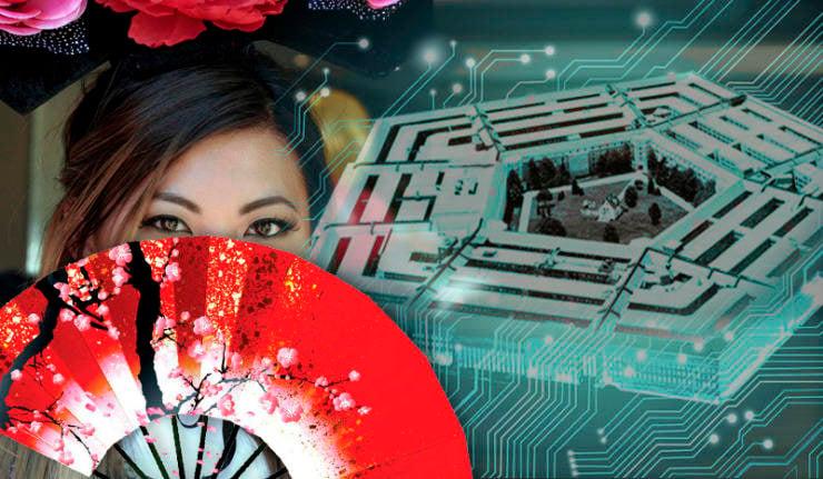 Секреты Пентагона в обмен на ласки китаянки