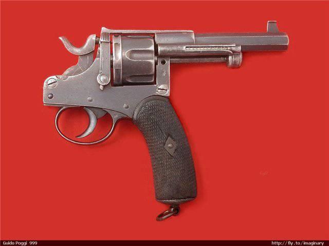 Duvarda bir silah asılıysa ...