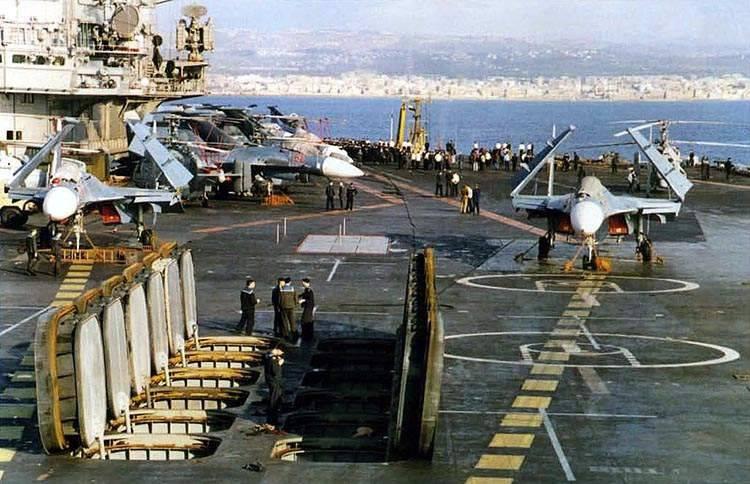 Esquadrão Atômico do Almirante Gorshkov