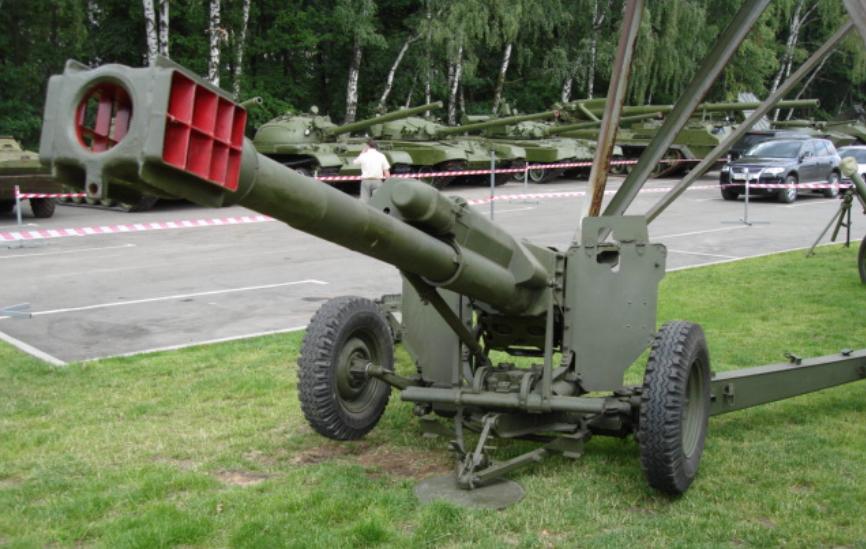 120-мм Полковой Миномет Образца 1955 Года - фото 9