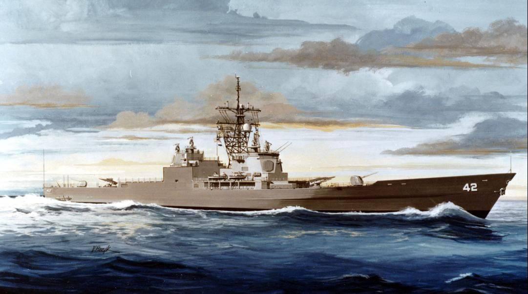 Atomic Strike Cruiser CSGN