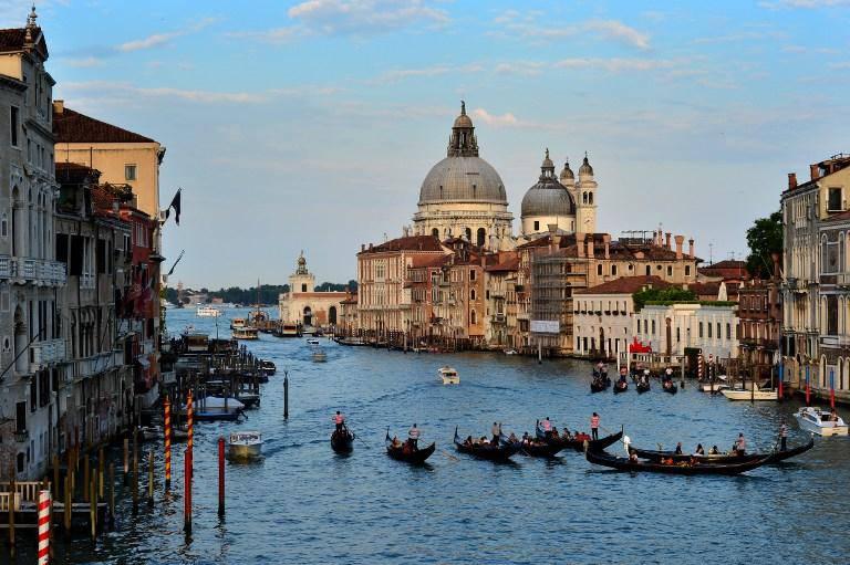 Referendo sobre a secessão da Itália está acontecendo em Veneza hoje