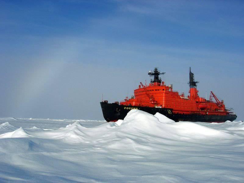 La Russia svilupperà l'Artico con l'aiuto di robot