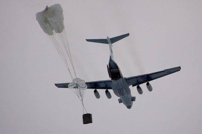 Paracaidistas rusos conquistaron el Ártico