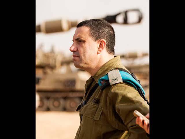 """God of War"" spricht Hebräisch. Interview mit dem IDF Artilleriekommandeur"