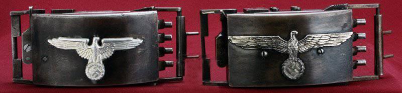 Boucle - Pistolet Luis Marcus