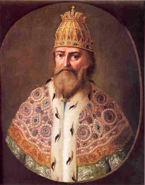 Грозный царь. Чёрный миф о «кровавом тиране» Иване IV